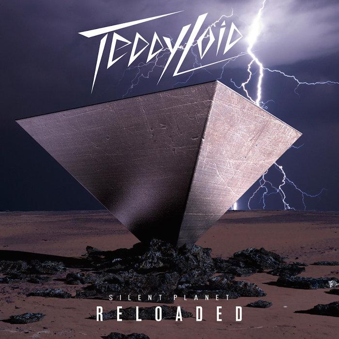 TeddyLoid『SILENT PLANET: RELOADED』ジャケット