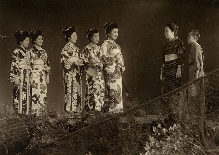 『海の呼ぶ聲』(監督:伊賀山正徳) ©KADOKAWA1944