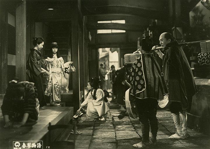 『春琴物語』(監督:伊藤大輔)