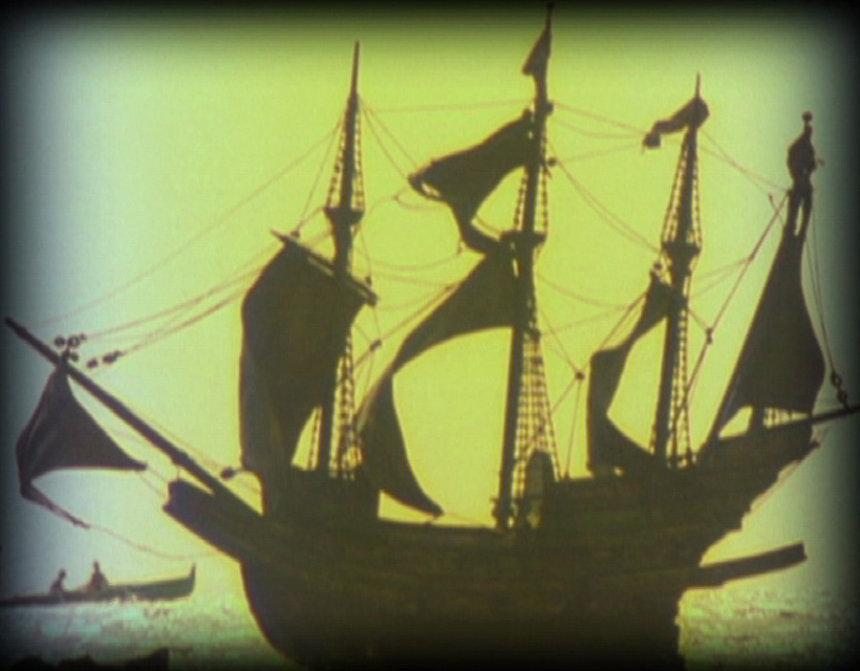『500年の航海』 ©Kidlat Tghimik
