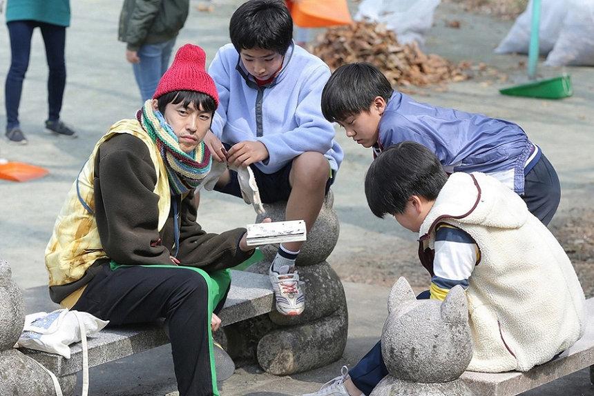 『まく子』 ©2019「まく子」製作委員会/西加奈子(福音館書店)