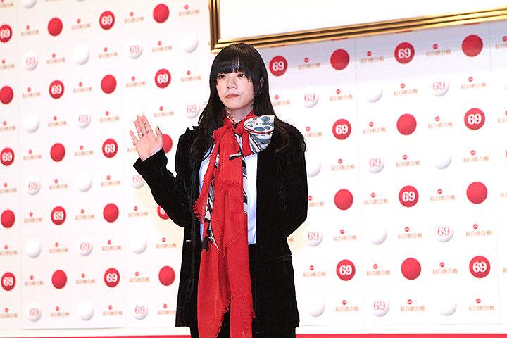 あいみょん 『第69回NHK紅白歌合戦』出場歌手発表会見より