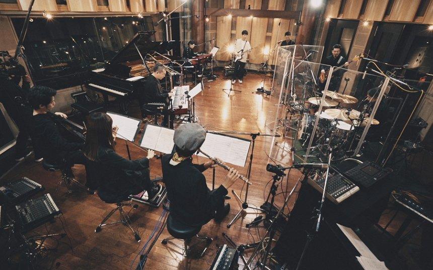 星野源『POP VIRUS』特典映像『星野源 Live at ONKIO HAUS Studio』より