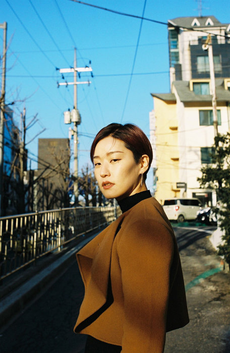 イ・ラン 撮影:熊谷直子