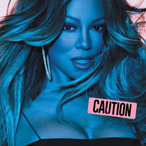 マライア・キャリー『Caution』ジャケット
