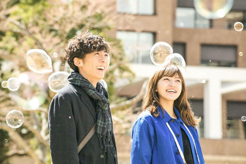 『九月の恋と出会うまで』 ©松尾由美/双葉社 ©2019  映画「九月の恋と出会うまで」製作委員会