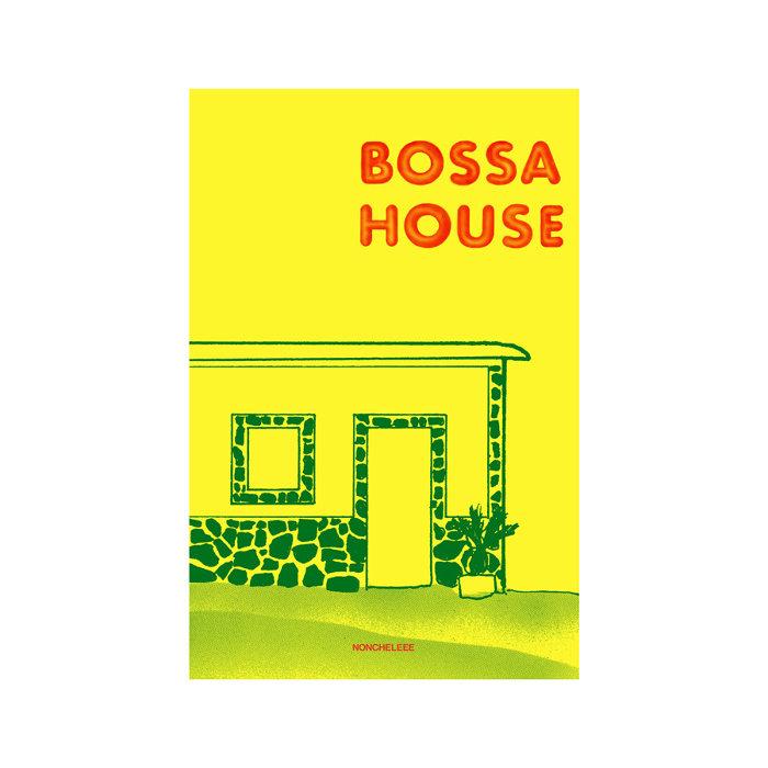 NONCHELEEE『BOSSA HOUSE』表紙