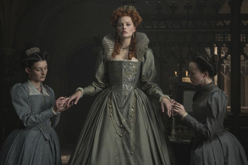 『ふたりの女王 メアリーとエリザベス』 ©2018 FOCUS FEATURES LLC. ALL RIGHTS RESERVED.