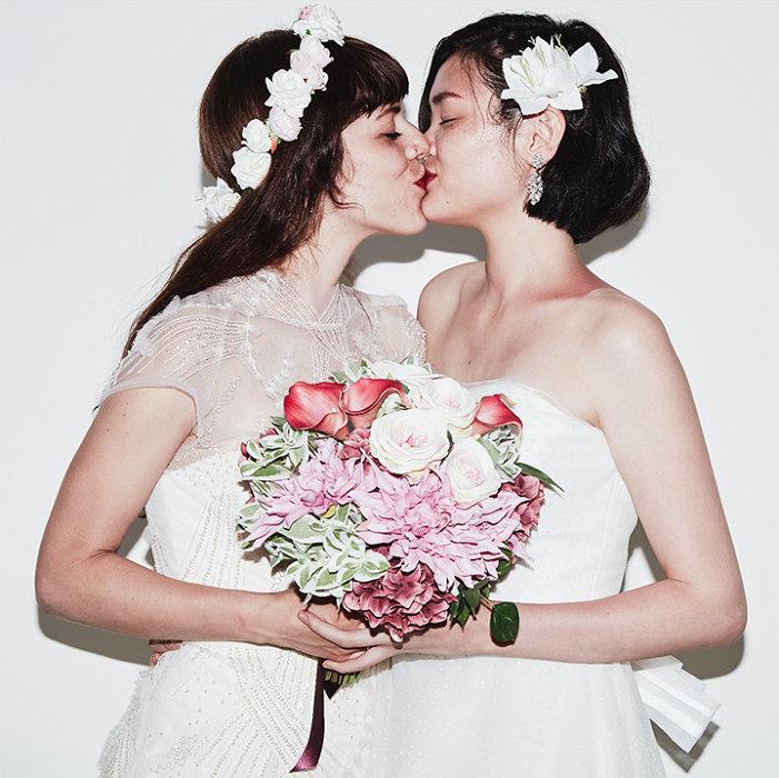 レスリー・キー『harMony SUPER LGBT WEDDING』