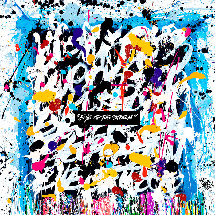 ONE OK ROCK『Eye of the Storm』ジャケット