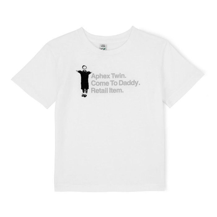 「『Come To Daddy』Tシャツ」ビジュアル