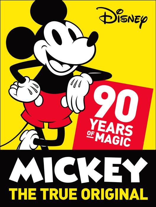 ミッキーマウス90周年ビジュアル ©Disney