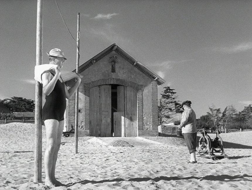 『ぼくの伯父さんの休暇』 ©Les Films de Mon Oncle - Specta Films C.E.P.E.C.
