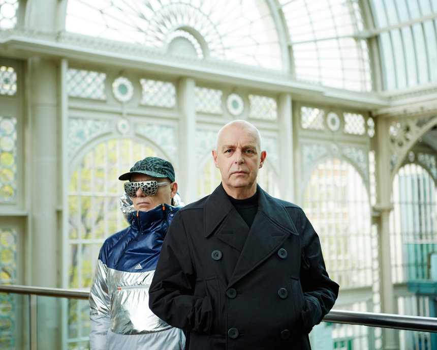 PET SHOP BOYS Photo: Pelle Crepin