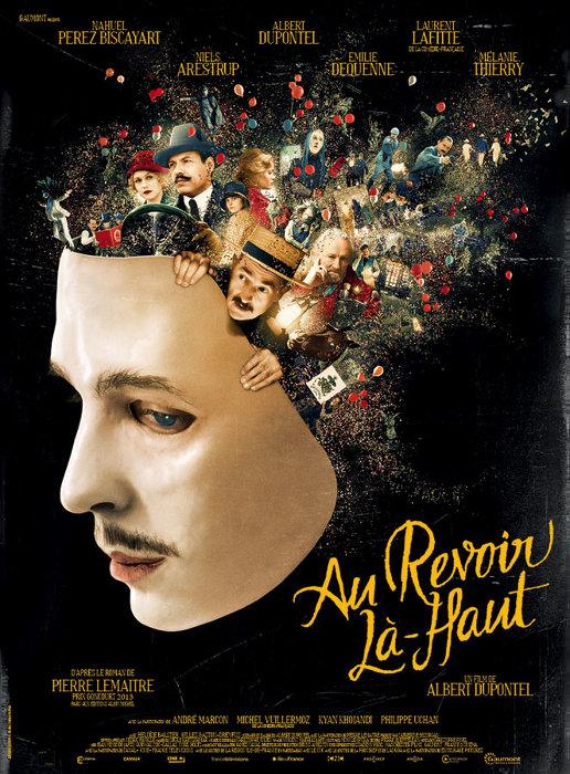『天国でまた会おう』ポスタービジュアル ©2017 STADENN PROD. – MANCHESTER FILMS – GAUMONT – France 2 CINEMA