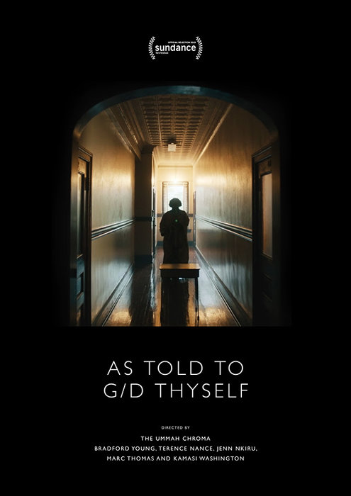 『As Told To G/D Thyself』ビジュアル