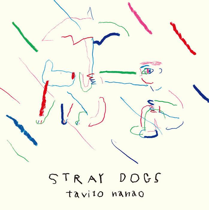 七尾旅人『Stray Dogs』ジャケット