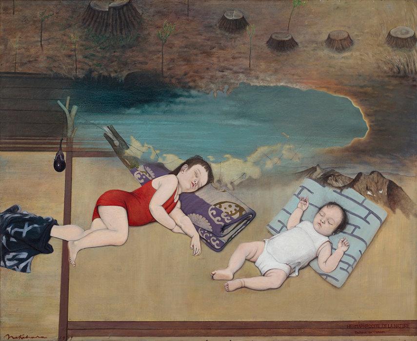 中原實『杉の子』1947