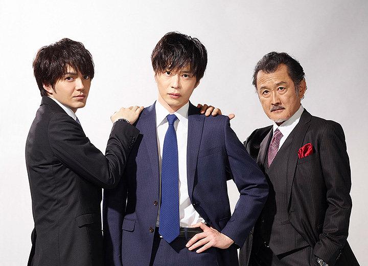 ドラマ『おっさんずラブ』ビジュアル ©テレビ朝日