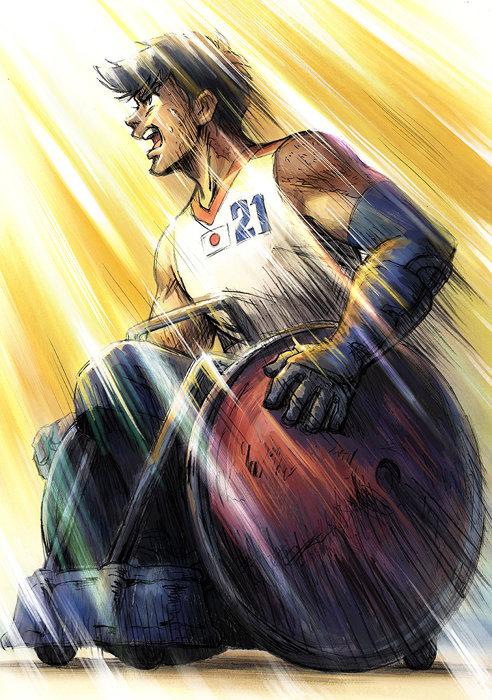 『アニ×パラ~あなたのヒーローは誰ですか~』第5弾キービジュアル ©ちばてつや/NHK