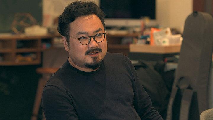 休日課長(ゲスの極み乙女。)こと和田理生 ©フジテレビ/イースト・エンタテインメント
