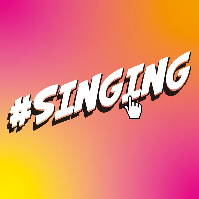 『#SINGING』ジャケット