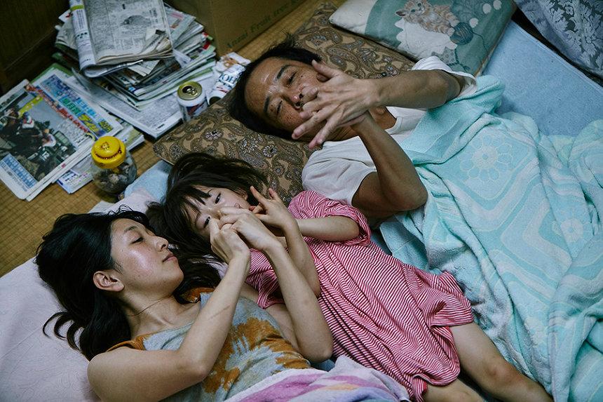 『万引き家族』©2018フジテレビジョン ギャガ AOI Pro.