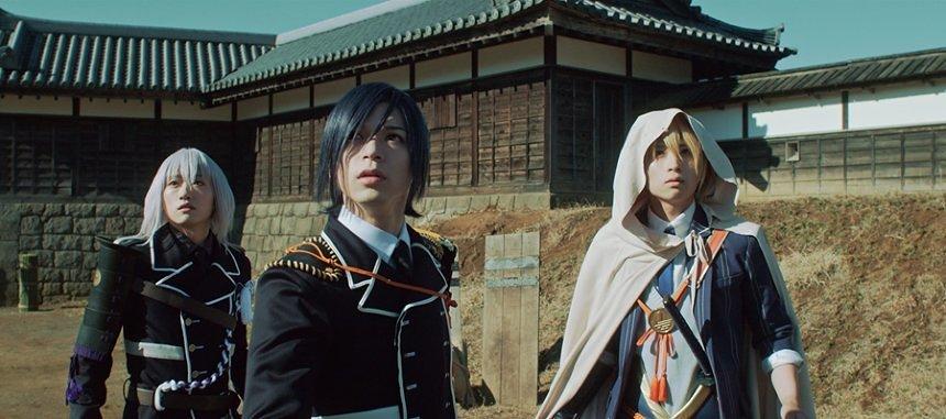 『映画刀剣乱舞』 ©2019「映画刀剣乱舞」製作委員会
