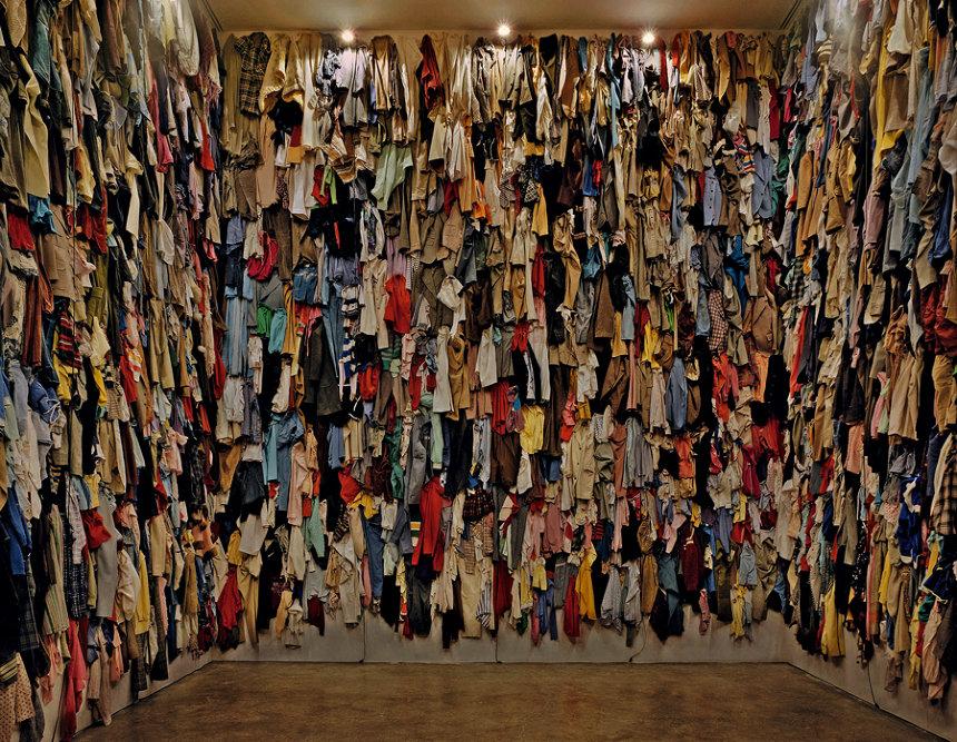 クリスチャン・ボルタンスキー『保存室(カナダ)』1988年 イデッサ・ヘンデルス芸術財団、トロント ©Christian Boltanski / ADAGP, Paris, 2018, Ydessa Hendeles Art Foundation, Toronto, Photo by Robert Keziere