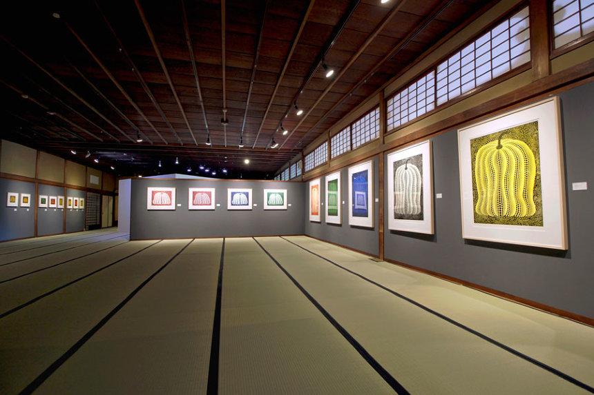 フォーエバー現代美術館 祇園・京都 第5展示室 南瓜の間