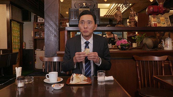 『孤独のグルメ2018 大晦日スペシャル 京都・名古屋出張編 生放送でいただきます!』 ©テレビ東京
