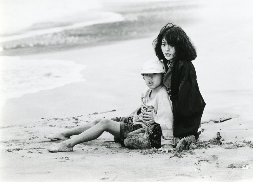 『ボクの女に手を出すな』 ©1986 東映・バーニングプロ