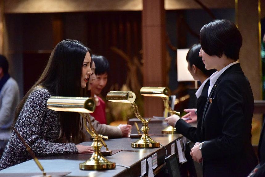 『マスカレード・ホテル』 ©2019 映画「マスカレード・ホテル」製作委員会 ©東野圭吾/集英社