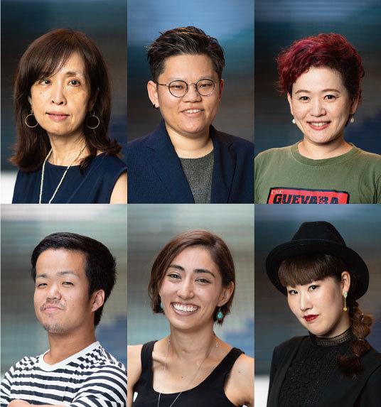 『Ping Chong's ドキュメンタリー・シアター Undesirable Elements「生きづらさを抱える人たちの物語」』キャスト