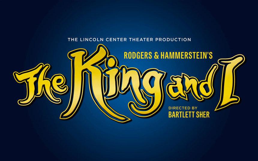 『王様と私』ロゴ