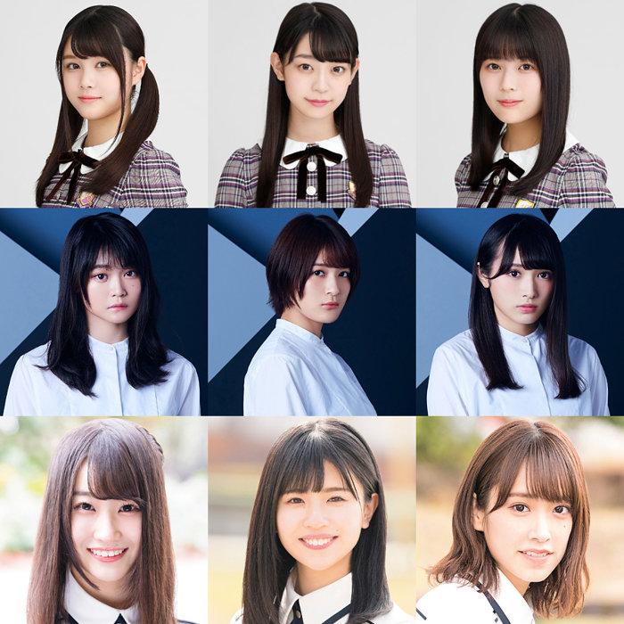 乃木坂×欅坂×けやき坂 『ザンビ』舞台版新作のキャスト発表、2月上演