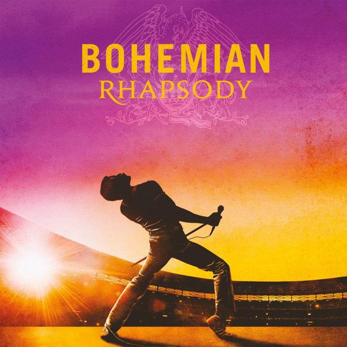 Queen『ボヘミアン・ラプソディ(オリジナル・サウンドトラック)』ジャケット