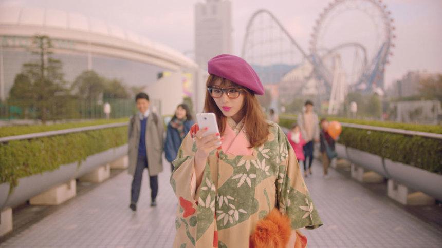 東京メトロ「Find my Tokyo.」CM「後楽園 ゆっくりと時間が流れる街」篇より
