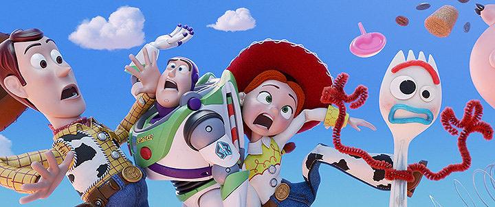 『トイ・ストーリー4』 ©2018 Disney/Pixar. All Rights Reserved.