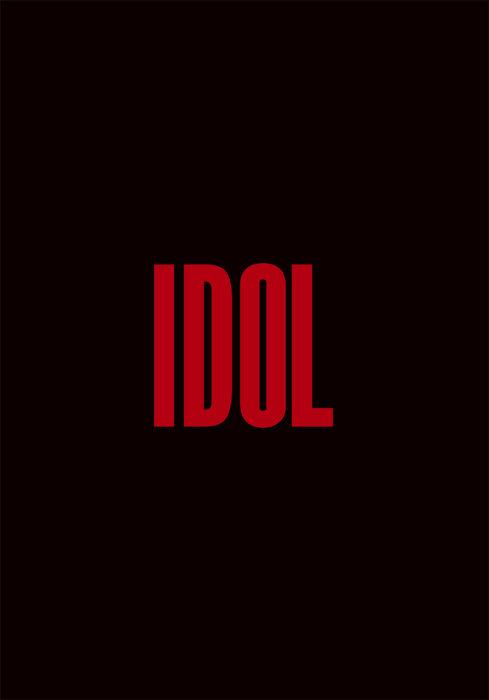 『DOCUMENTPHOTOBOOK「IDOL」』Amazon限定BOX版表紙