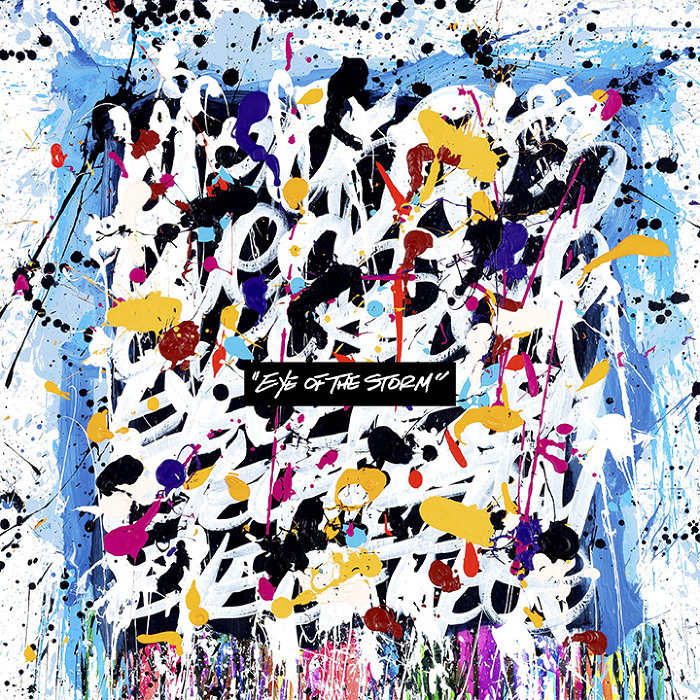 ONE OK ROCK『Eye of the Storm』ジャケット