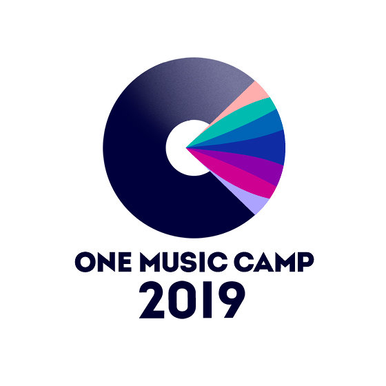 『ONE MUSIC CAMP 2019』ロゴ