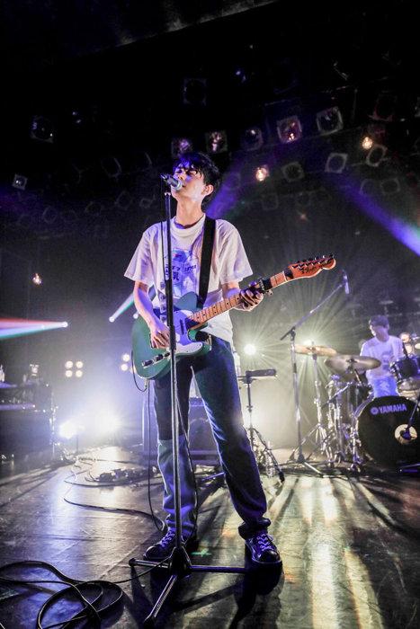 『SUDA MASAKI LIVE@LIQUIDROOM』の模様 撮影:上飯坂一