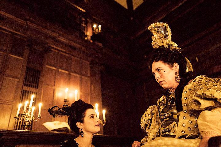 『女王陛下のお気に入り』 ©2018 Twentieth Century Fox