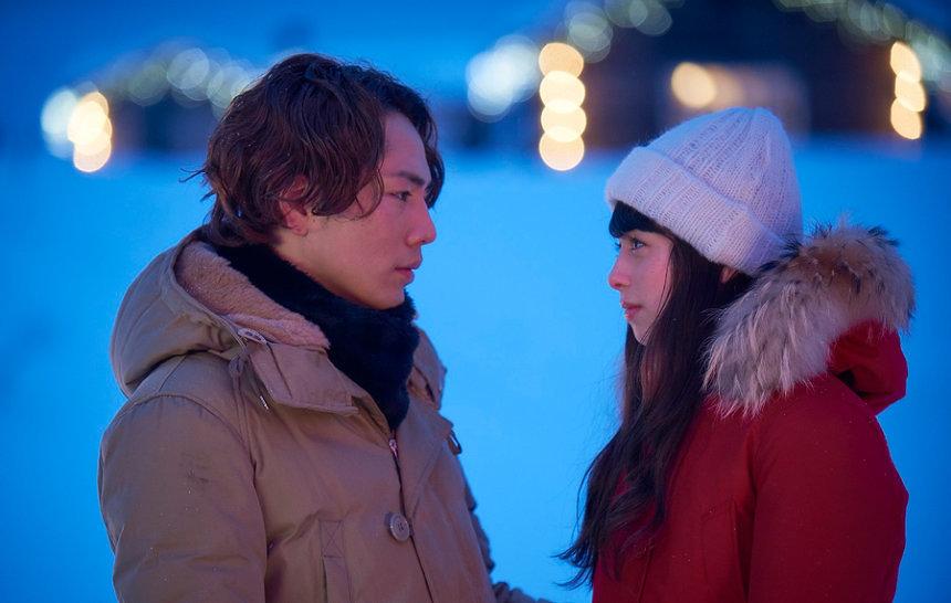 『雪の華』 ©2019映画「雪の華」製作委員会