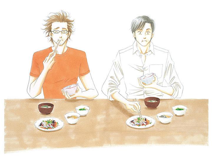 『きのう何食べた?』原作イラスト ©よしながふみ/講談社
