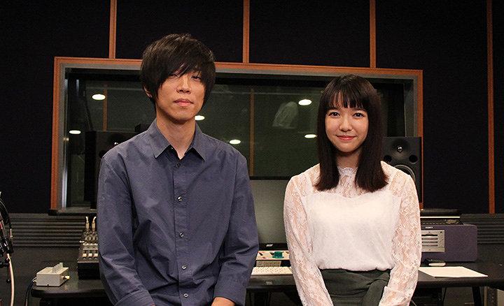 左から内澤崇仁(androp)、上白石萌音 ©「2019 L♡DK」製作委員会