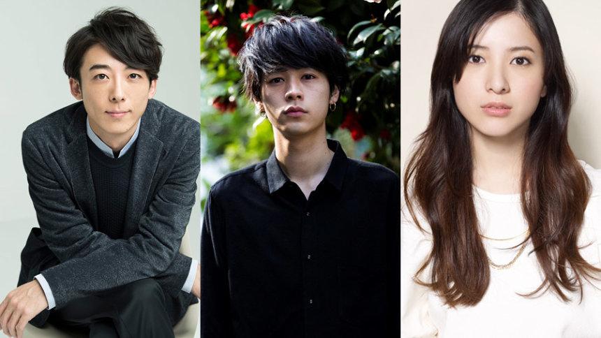 高橋一生&成田凌&吉高由里子が鶴瓶と即興芝居 『スジナシ』2月上演