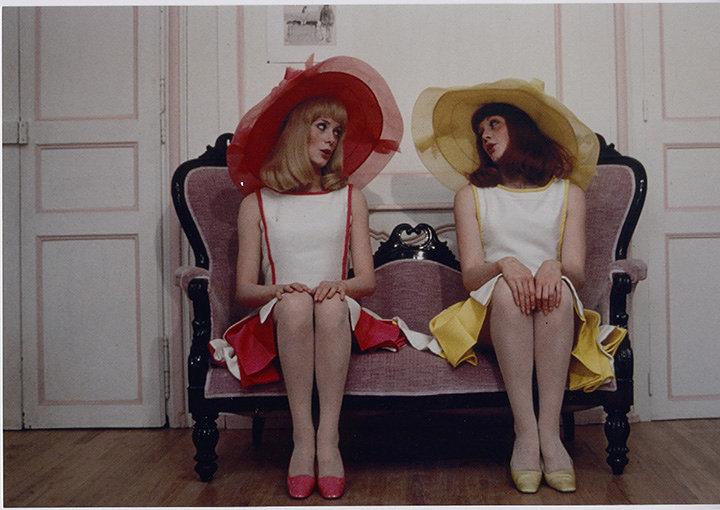 『ロシュフォールの恋人たち』 ©Ciné – Tamaris