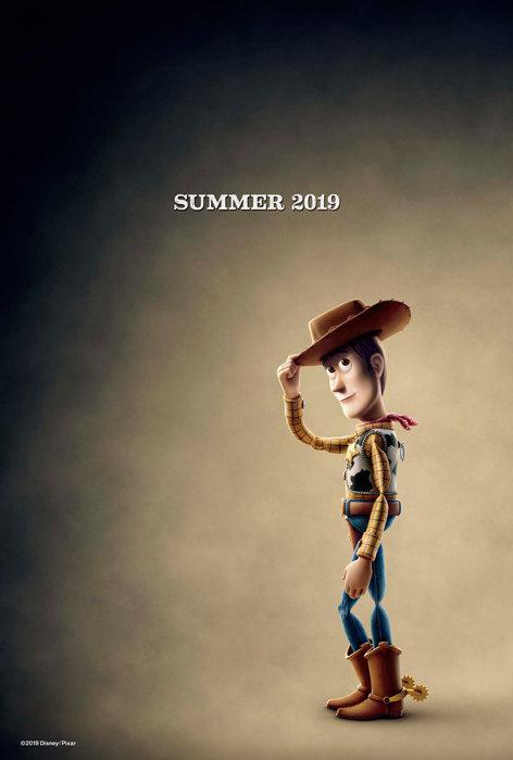 ウッディ ©2019 Disney/Pixar. All Rights Reserved.